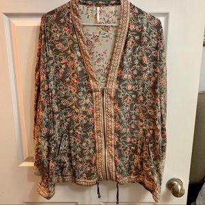 Free People jacket/kimono
